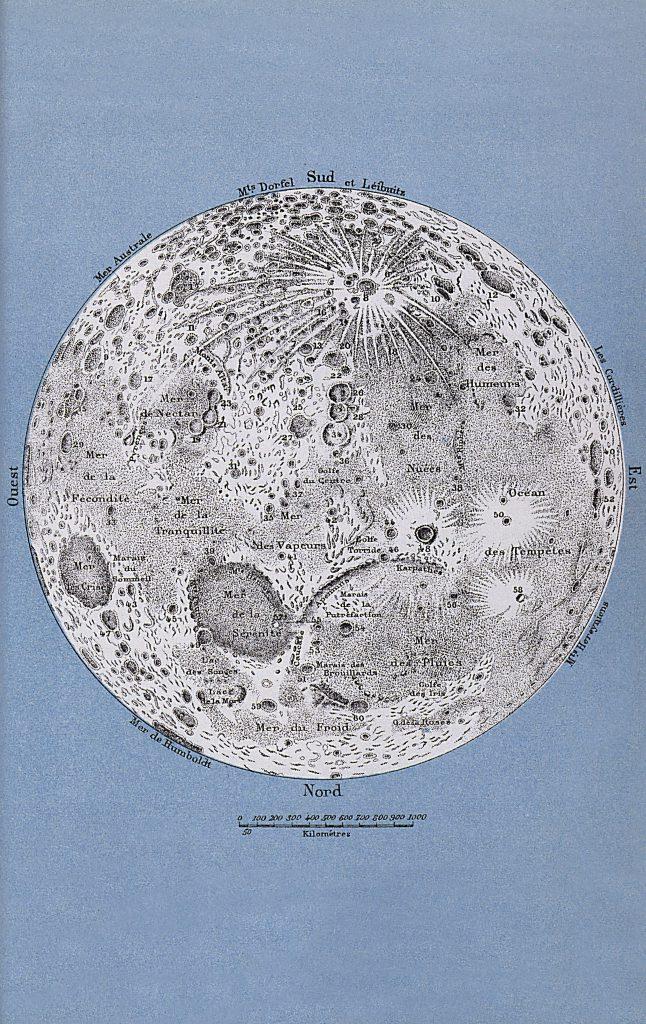 Camille Flammarion: Le Terres du Ciel (1877)